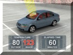 Child vehicular heatstroke deaths -temperatures climb quickly in parked cars