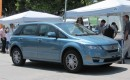 Chinese battery electric crossover: BYD e6 test drive, Los Angeles, May 2012