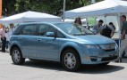 UberX Drivers To Test BYD e6 Chinese Electric Cars In Chicago