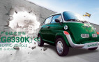 Iconic BMW Isetta returns as a Chinese knockoff