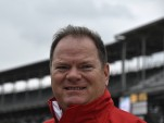Chip Ganassi at Indianapolis Motor Speedway 2010 Photo: Anne Proffit