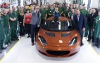 Lotus Evora S 'Freddie' Edition Sold To British Broadcaster Chris Evans