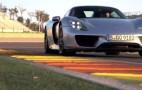 Chris Harris Drives The Porsche 918 Spyder: Video