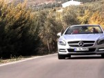 Chris Harris drives the 2013 Mercedes-Benz SL550.