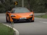 Chris Harris drives the McLaren 570S