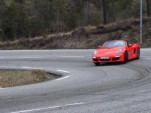 Chris Harris, having as much fun as the new Boxster S will allow.