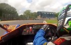 Chris Harris Races The Radical SR3 With Andy Green, Bloodhound SSC Pilot