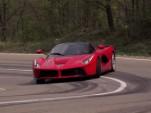 Chris Harris reviews the Ferrari LaFerrari