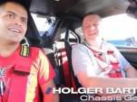 Chris Harris rides along in the Porsche 918 Spyder