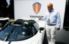 Christian von Koenigsegg Presents The Agera R Supercar: Video