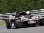 Christophe Haase in the KTM X-Bow RR