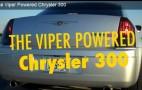 Full Story On Viper-Powered Chrysler 300 SRT10