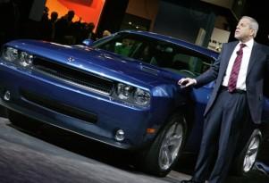 Chrysler co-president Jim Press