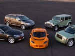 Chrysler ENVI electric vehicle fleet