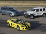 Chrysler EV, Jeep EV and Dodge EV