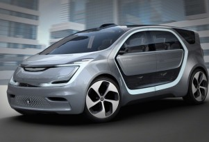 Chrysler Portal concept: all-electric minivan for CES offers some self-driving (specs updated)