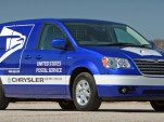 Chrysler Town & Country electric van concept