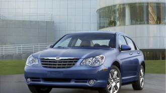 2010 Chrysler Sebring sedan