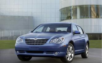 Ciao, Chrysler Sebring; Buon Giorno, Chrysler Nassau?