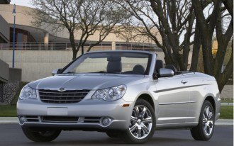 News: Chrysler Will Replace Sebring With Nassau