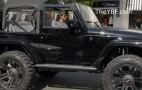 Ciara Loses Lambo for Jeep Wrangler