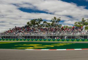 Circuit Gilles Villeneuve, home of the Formula 1 Canadian Grand Prix