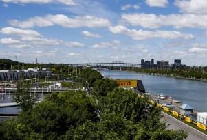 Circuit Gilles Villeneuve, home of the Formula One Canadian Grand Prix