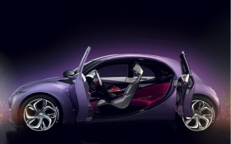Citroen Revolte/2CV Concept To Show At Frankfurt