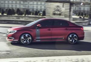 Citroën DS 5LS R concept, 2014 Beijing Auto Show