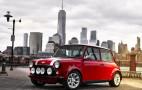 Classic Mini converted to electric previews 2019 Mini E to come