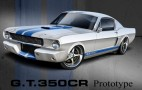 Classic Recreations Working On 1966 Shelby Mustang GT350CR