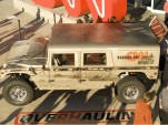 CNN's Iraq Hummer For Sale at B-J