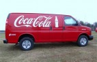 Coke Tests Add-In Hybrid System For Better Gas Mileage On Service Vans