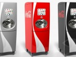 Coca-Cola 'Freestyle' machine by Pininfarina [via Dexigner]