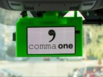 Comma.ai logo