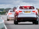 Connected and self-driving car trial in United Kingdom