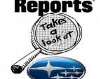 Consumer Reports rates the Subaru Legacy