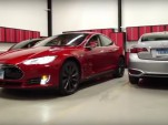 "Consumer Reports tests Tesla Model S ""Summon"""