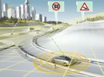 Continental eHorizon cloud-to-car system
