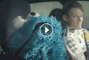Cookie Monster Does Donuts