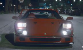 Cooper MacNeil drives his dream 1991 Ferrari F40