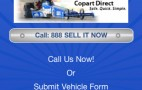 Tired Of eBay, Craigslist? Sell Your Car With Copart App