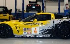 Corvette Racing C6.R GT2 Livery Spotted At Pratt & Miller