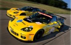 GM reveals Corvette ZR1-based C6.R GT2 race car