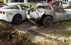 Drunk Driver Commits Corvette-icide At Miami Area Chevy Dealer