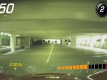 Corvette PDR captures valet doing 50 mph in parking garage. Image via Corvette Forum.