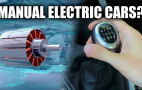 Could electric cars use manual transmissions?