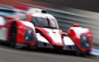 Successful First Test For Toyota TS030 Hybrid Le Mans Racer