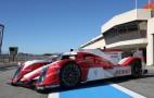 Toyota Racing Resumes TS030 Hybrid Testing