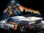 One-of-a-kind CRACKDOWN 2 DUB Edition Ford Mustang up for Grabs